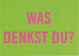 Promocard Tedesche - Werbepostkarten