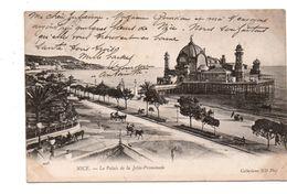 06 - NICE . Palais De La Jetée-Promenade - Réf. N°5922 - - Monumentos, Edificios
