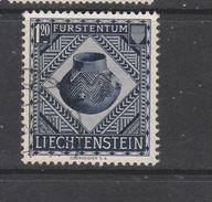 Yvert 283 Oblitéré - Liechtenstein
