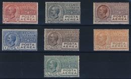 ITALIE  N°   3    à    9 - 1946-.. République