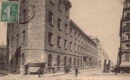 PARIS 18EME - La Rue Damrémont Et Les écoles - District 18