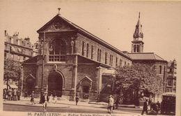 PARIS 18EME - Eglise Sainte-Helène De Clignancourt - District 18