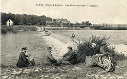 Bléré - Les Bords Du Cher - L'Ecluse - Bléré