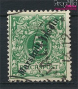 Marshall-îles (Allemand. Kol.) 8 Oblitéré 1899 émision De Surcharge (8984488 (8984488 - Kolonie: Marshall-Inseln
