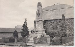 CPSM Seraucourt-le-Grand - Le Monument Aux Morts - Other Municipalities