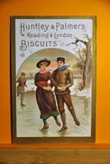 Huntley & Palmers - Reading & London Biscuits - Patinage Sur Glace - Süsswaren