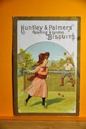 Huntley & Palmers - Reading & London Biscuits - Tennis - Süsswaren
