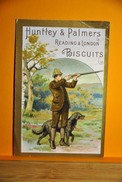 Huntley & Palmers - Reading & London Biscuits - Chasse - Confiserie & Biscuits