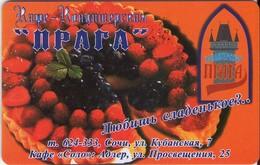 TARJETA TELEFONICA DE RUSIA (490). - Rusia