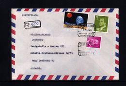 Spain Interesting Letter - 1931-Tegenwoordig: 2de Rep. - ...Juan Carlos I
