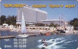 TARJETA TELEFONICA DE RUSIA (498). - Rusia