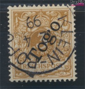 Togo (Allemand. Colonie) 1b Testés Oblitéré 1898 émision De Surcharge (7451368 (7451368 - Colonia: Togo