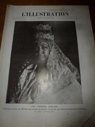 1910 L'ILLUSTRATION:Casablanca;L'ESSOR Sur Glacier Sardona;Meeting à Bournemouth;Dirigeable Ville-de-Lucerne;Cette ;etc - Zeitungen