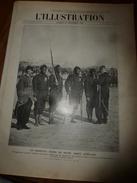 1910 L'ILLUSTRATION:Nos Africains;Casablanca;Ouadaï;Inondation Loire(Nantes Rue Kevédan),Anger(pl. Ney);London;TOLSTOÏ - Zeitungen