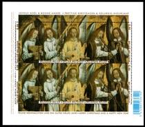 BELGIUM 2006 Christmas & New Year: Sheet Of 10 Stamps UM/MNH - Neufs