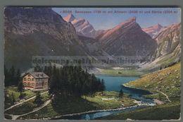 V1244 SEEALPSEE ALTMANN UND SANTIS Appenzell Ext VG FP (m) - AR Appenzell Rhodes-Extérieures