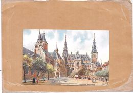 AACHEN - ALLEMAGNE - Rathaus - NANT2 - - Aachen