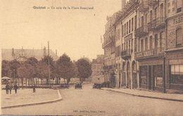 23)  GUERET  - Un Coin De La Place Bonnyaud - Guéret