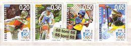 2003 NEW OLYMPIC SPORTS Set Of 4v.- MNH  BULGARIA / BULGARIE - Bulgarie