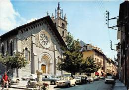 BARCELONNETTE L Eglise 5(scan Recto-verso) MA1862 - Barcelonnette