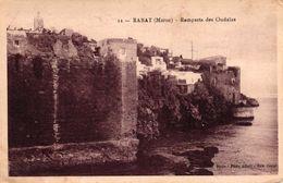 MAROC - RABAT - REMPARTS DES OUDAIAS - Rabat