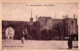 MAROC - RABAT - PORTE EL ALOU - Rabat