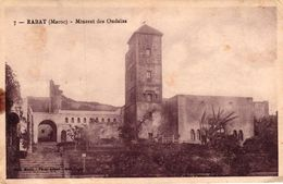 MAROC - RABAT - MINARET DES OUDAIAS - Rabat