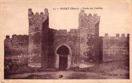 MAROC - RABAT - PORTE DU CHELLAH - Rabat