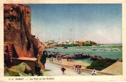 MAROC - RABAT - LE PORTE ET LES OUDAIAS - Rabat