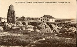 MENHIR(LE CROISIC) - Dolmen & Menhirs