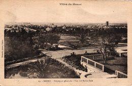 MAROC - RABAT - RESIDENCE GENEALE VUE SUR RABAT SALE - Rabat