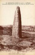 MENHIR(TREGASTEL) - Dolmen & Menhirs