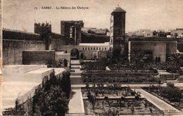 MAROC - RABAT - LA MEDERSA DES OUDAYAS - Rabat