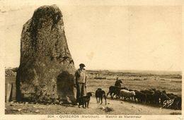 MENHIR(QUIBERON) MOUTON - Dolmen & Menhirs