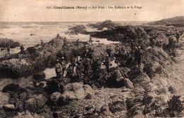 MAROC - CASABLANCA - AIN DIAB LES ROCHERS DE LA PLAGE - Casablanca