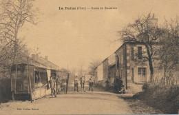 G146 - 18 - LA BORNE - Cher - Route De Sancerre - Autres Communes