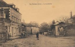 G146 - 18 - LA BORNE - Cher - La Grande Rue - Autres Communes
