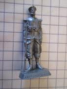 MOK514 : Figurine Publicitaire Années 50/60 Plastique Dur MOKAREX / HISTOIRE DE FRANCE : 1914 FUSILIER-MARIN - Figurines