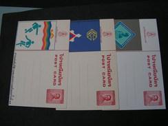 Thailand , 3 Modern Cards - Thailand
