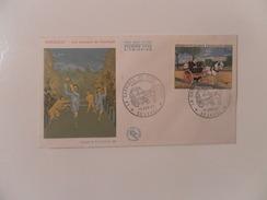 FRANCE  FDC YT1517 HENRI ROUSSEAU - 1960-1969