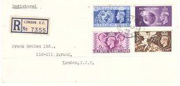 OLYMPIC GAMES 1948 - Estate 1948: Londra