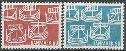 DÄNEMARK 1969 Mi-Nr. 475/76 ** MNH - Danimarca