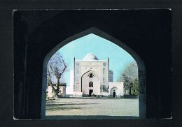 AFGHANISTAN - HARZAT IMAM,  Voyagée  Avec Timbres Année 70  -scans Recto Verso-  Paypal Free - Afghanistan