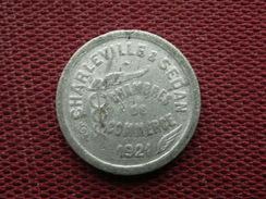 FRANCE Jeton CHARLEVILLE SEDAN 1921 - Monedas / De Necesidad
