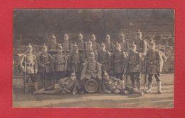 Halle A S -- Carte Photo - Soldats Allemands - Halle (Saale)