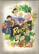 ALBUM CHOCOLAT REVILLON - Revillon