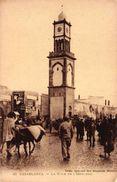 MAROC - CASABLANCA - LA TOUR DE L'HORLOGE - Casablanca