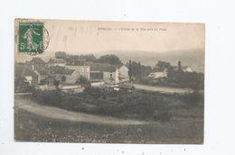 EPINEUIL L'ENTREE DE LA VILLE PRIS DU PATIS 1911 - Frankreich