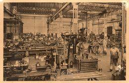 81 Carmaux - Mines De Carmaux - Atelier De Réparations - Animée - Carmaux