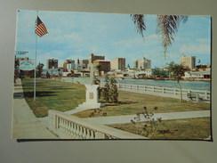 ETATS-UNIS FL FLORIDA  TONY JANNUS PARK IN DOWNTOWN TAMPA COMMEMORATING SITE......... - Tampa